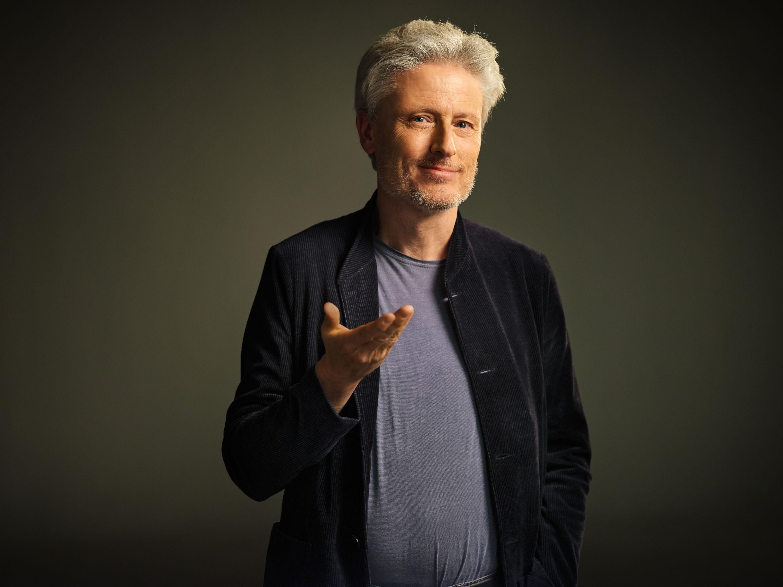 Florian Scheuba fürs Klimaschutzvolksbegehren